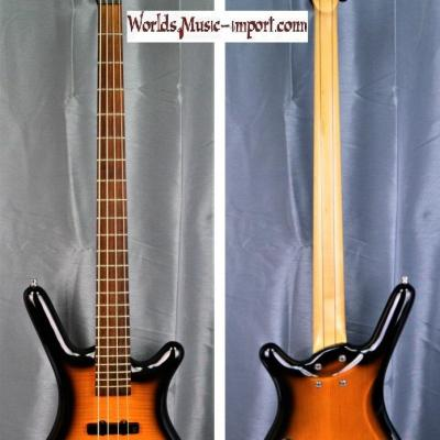 VENDUE... WARWICK Bass CORVETTE Standard active Sunburst Flame 2000's *OCCASION*