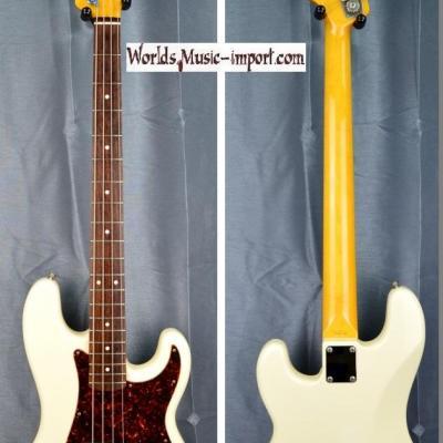 VENDUE... FENDER Precision Bass PB'62 Reissue OWH 2004 Japon import *OCCASION*
