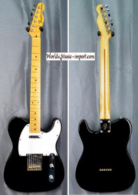 FENDER Telecaster CTL-50M Black 1986 'Collector Telecaster Reissue' japon import *OCCASION*