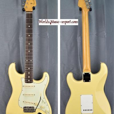 VENDUE... FENDER Stratocaster ST'62 Reissue YWhite 1999 japon import *OCCASION*
