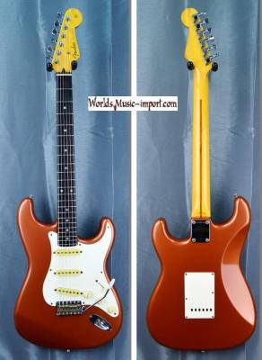 FENDER Stratocaster ST'62 Burgundy Mist Metallic  'Order made' RARE 1988 japon import *OCCASION*