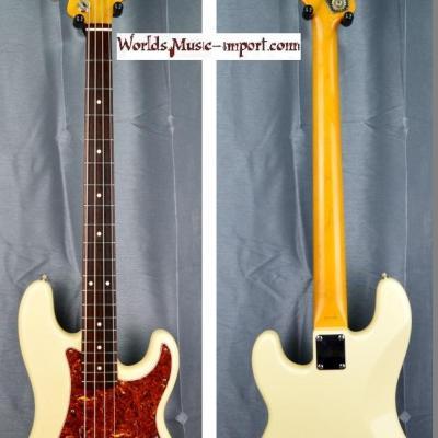 VENDUE... FENDER Precision Bass PB'62 VWH 1993 japon import *OCCASION*