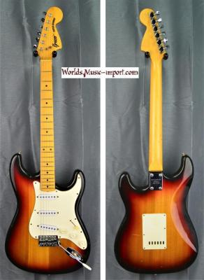 Greco Stratocaster Super Sounds SE-500S Sunburst 1975 japon import *OCCASION*