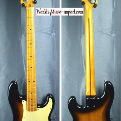 VENDUE... FENDER Precision Bass PB'57 Reissue 2TS 'JV' 1982 Japon import *OCCASION*