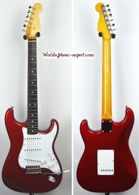 VENDUE... FENDER Stratocaster 62'-US CAR 2004 Japon import  *OCCASION*