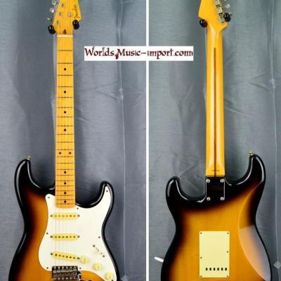 VENDUE... FENDER Stratocaster ST'54 2TS 1989 japon import *OCCASION*