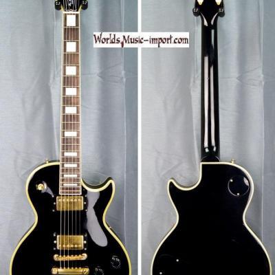 VENDUE... Orville by GIBSON Les Paul Custom Black 1989