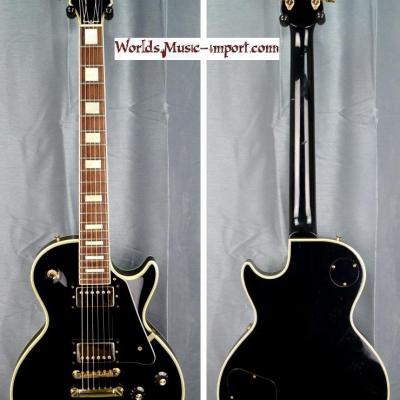 VENDUE... GRECO Les Paul Custom EGC Black 1984 japon import *OCCASION*
