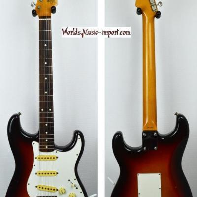 VENDUE... FENDER Stratocaster ST'62 3 TS