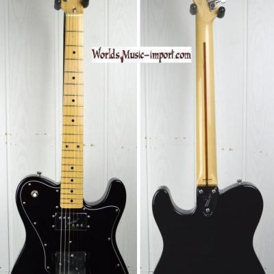 VENDUE... FENDER Telecaster '72 Custom Black 2011 japon Import *OCCASION*