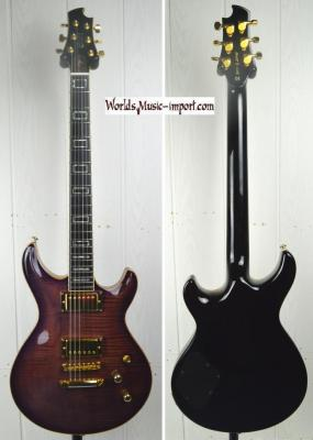 VENDUE... CORT MMP-3 Masterpiece Trans Purple + hardcase *OCCASION*