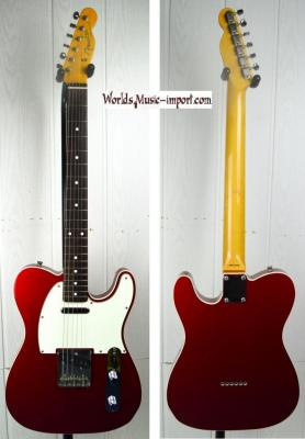 VENDUE... FENDER Telecaster '62-TX Custom CAR 2014 japon Import *OCCASION*