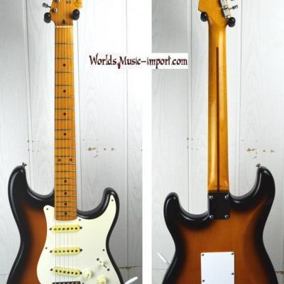 VENDUE... FENDER Stratocaster ST'57 RI 2TS 1993 Japon import *OCCASION*