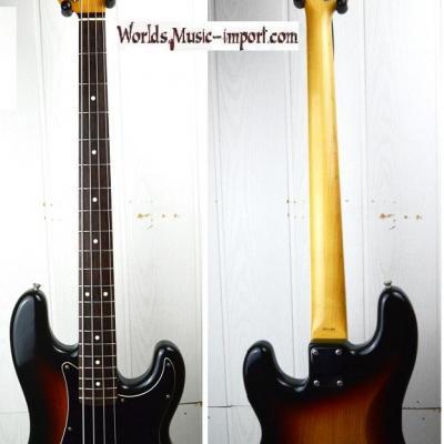 VENDUE... FENDER Precision Bass PB'70 ASH SB 1990 japon import *OCCASION*