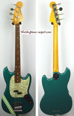 VENDUE... FENDER Mustang Bass MB-98' Competition 1997 OTG RARE Japon *OCCASION*