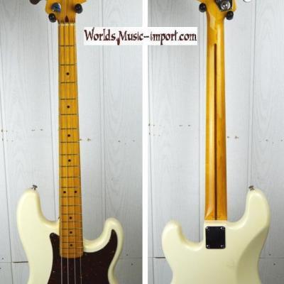 VENDUE... FENDER Precision Bass '57-US VWhite 2006 japon import *OCCASION*