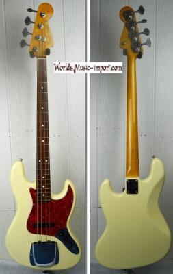 VENDUE... FENDER Jazz Bass JB'62-75 US VWH JV 1983 japon import  *OCCASION*