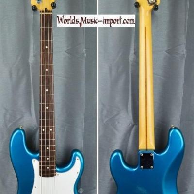 VENDUE... FENDER Precision Bass Standard LPB 2001 Japon import *OCCASION*