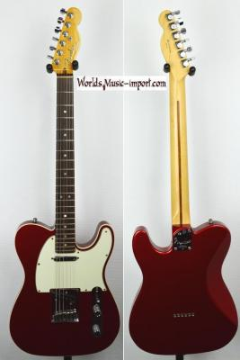 VENDUE... FENDER Telecaster American Deluxe N3 CAR 2013 USA import *OCCASION*