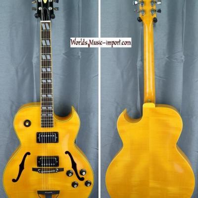 VENDUE... GRECO N-60 Jazz Natural Flame Maple 1977 Japon ES175 copie Import *OCCASION*