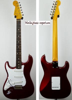 FENDER Stratocaster ST'62 LH 'gaucher' OCR 2008 Japon import *OCCASION*