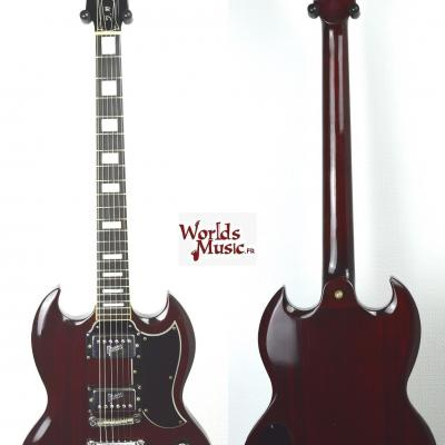 VENDUE... GRECO SG Aged Cherry 1974 Japon Import SS600 *OCCASION*