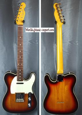 VENDUE... FENDER Telecaster TL'62-TX Custom Sunburst 2007 japon import *OCCASION*