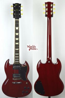 VENDUE... GRECO SG 61' Cherry JAPON 90's SS600 Import! *OCCASION*