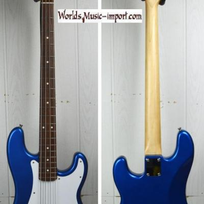 VENDUE... FENDER Precision Bass Standard Blu Cobra 'RARE' 2000 Japon import *OCCASION*