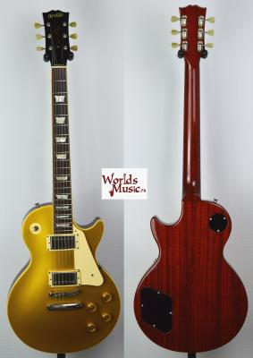 VENDUE... ORVILLE Les Paul Goldtop 57' 1997 Import JAPON *OCCASION*