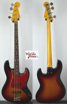 VENDUE... FENDER Jazz Bass 62'-US 3TS 1997 japon Import  *OCCASION*