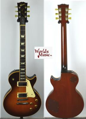 VENDUE... GIBSON Les Paul STANDARD Tobacco Burst 1990 USA Import *OCCASION*