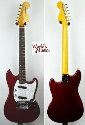 FENDER Mustang MG-69 OCR 2007 JAPON Import *OCCASION*