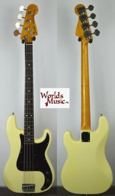 VENDUE... FENDER Precision Bass '70 White 1997 RARE Japon *OCCASION*