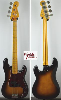 VENDUE... FENDER Precision Bass '57 2TS 1987 Japon *OCCASION*