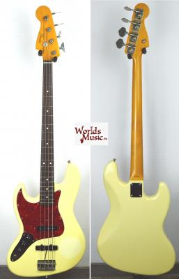 VENDUE... FENDER Jazz Bass 62' VWH Gaucher 1994 Japan   *OCCASION*