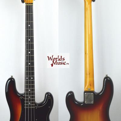 VENDUE... TOKAÏ Precision Bass SB 1981 Hard Puncher PB-48 Japon *OCCASION*