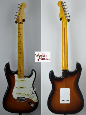 FENDER Stratocaster ST'57-US' 'Di Marzio Collection' DMC US 2006 2TS Japan RARE *OCCASION*