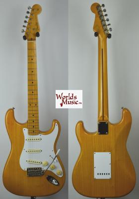 VENDUE... FENDER Stratocaster 54-75' RV ASH natural CUSTOM SHOP Japan *OCCASION*