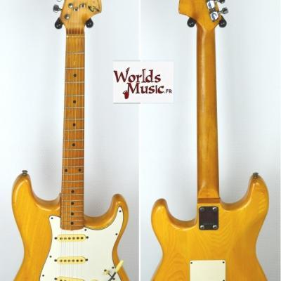 VENDUE... YAMAHA Stratocaster Rn'400 ASH 1980's Japon Import *OCCASION*