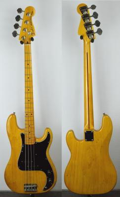 VENDUE... FENDER Precison Bass '70 ASH natural 2000 Japon *OCCASION*