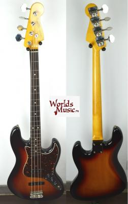 FENDER Jazz Bass 62' 3TS 2009 Japan Import *OCCASION*
