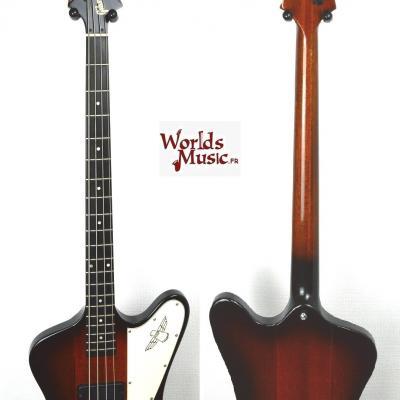 VENDUE... GIBSON Thunderbird Bass IV Sunburst 1996 US Import *OCCASION*