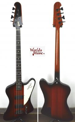 VENDUE... GIBSON Thunderbird Bass IV Sunburst 1996 US Import *OCCASION*