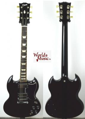 GIBSON SG 61' reissue Black 2011 USA Import *OCCASION*