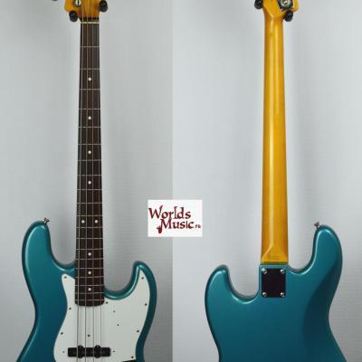 VENDUE... FENDER Jazz Bass 62' LPB 2003 RARE Japon Import  *OCCASION*