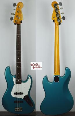 VENDUE... FENDER Jazz Bass 62' LPB 2003 RARE Japon Import  *OCCASION*
