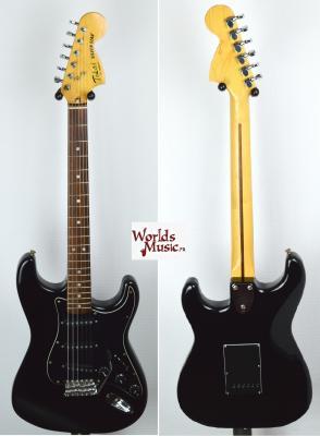 VENDUE... TOKAÏ Stratocaster BLACK 1983 reissue 72' Japon *OCCASION*