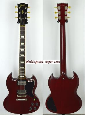 VENDUE... GIBSON SG '61 reissue Heritage Cherry 1997 USA *OCCASION*