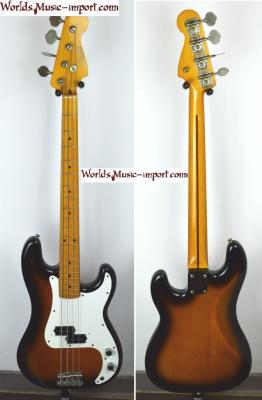 FENDER Precision Bass '57 2TS 1994 JAPON Import *OCCASION*